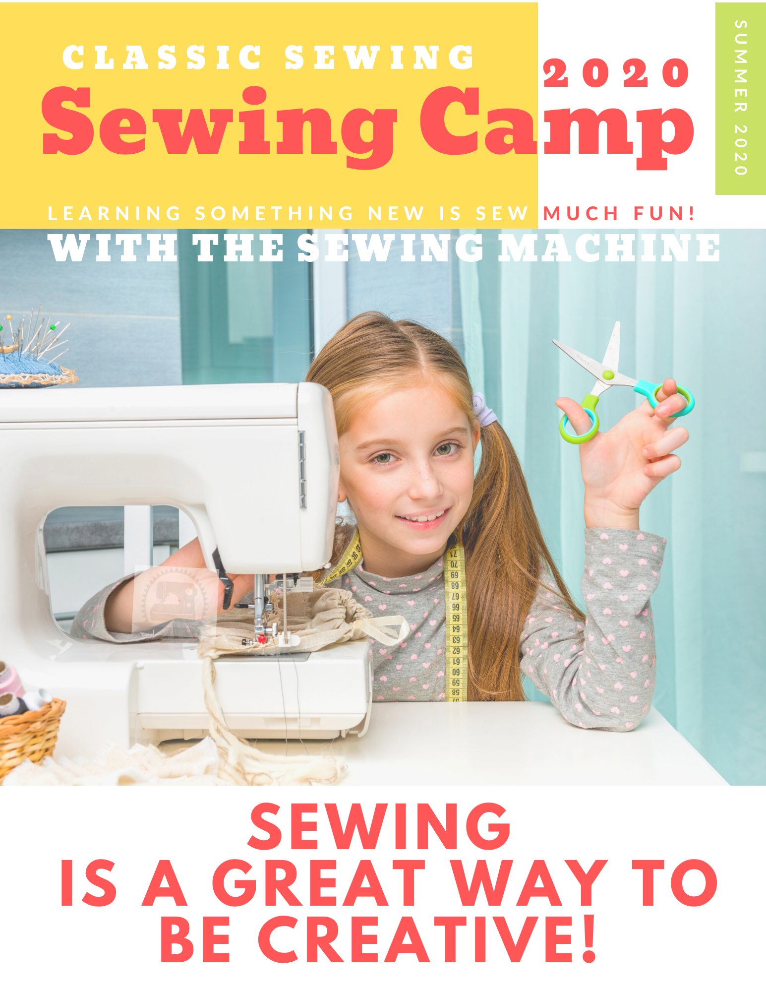Sewing Camp 2020